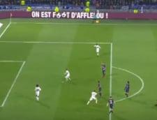 Constelatia de staruri de la PSG pierde in Franta dupa un meci cu goluri de poveste