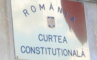 Constitutia lui Basescu, neconstitutionala - CCR