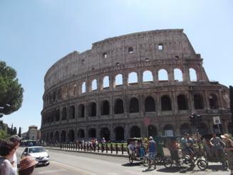 Constructia unei noi linii de metrou in Roma e blocata de 10 ani din cauza bogatiei arheologice