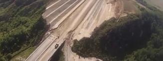 """Constructorul italian al """"autostrazii surpate"""" trebuie sa restituie statului roman 83 de milioane de lei"""