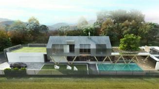 Construieste eco, fara sa renunti la lux - casa de 500 mp care face toti banii