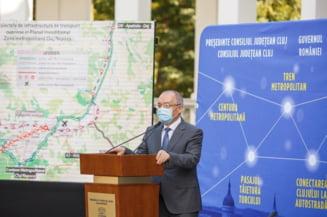 Construim Europa la noi acasa. Centura, tren, metrou, legatura cu autostrada: cele patru mari proiecte de infrastructura ale Clujului, explicate de primarul Emil Boc (P)