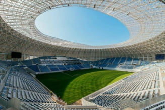 Construit din bani publici, noul stadion Ion Oblemenco a fost oferit in exclusivitate echipei CSU Craiova: Nici nationala nu joaca aici fara acceptul nostru