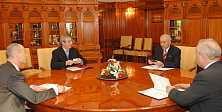Consultari, la Cotroceni, cu liderii partidelor