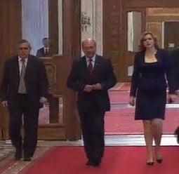 Consultarile de la Palatul Parlamentului, minut cu minut
