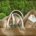 Consumabile de unică folosință pentru catering, evenimente și livrări la domiciliu