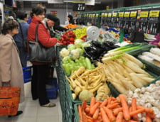Consumatorii vor zone cu produse romanesti in fiecare hipermarket - sondaj