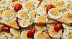 Consumul de oua poate creste riscul de diabet. Care e cantitatea optima