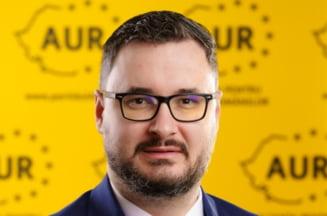 Contestatia depusa de deputatul AUR Dan Tanasa impotriva unei sanctiuni disciplinare, dezbatuta intr-o sedinta secreta a Camerei Deputatilor