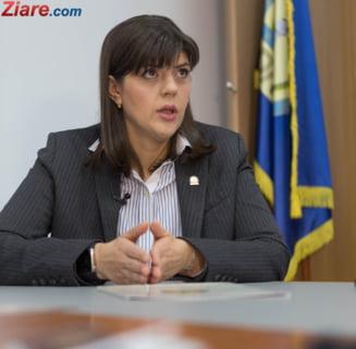 Contestatia lui Kovesi la controlul judiciar impus de Adina Florea se judeca pe 3 aprilie