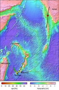 Continentul pierdut - un secret ascuns a fost descoperit pe fundul oceanului