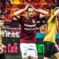 Continuă criza la Rapid! Giuleștenii au pierdut al treilea meci la rând pe teren propriu