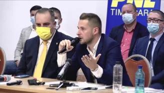 """Continuă scandalul în PNL Timiș: Candidatura lui Raul Ambruş a fost invalidată de """"organele"""" centrale ale partidului"""