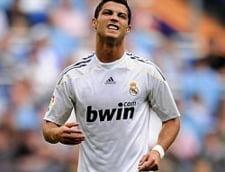 Continua calvarul lui Cristiano Ronaldo