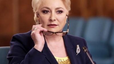 """Continua criticile la adresa angajarii Vioricai Dancila la BNR. Cristian Diaconescu: ''Nu are niciun fel de deschidere internationala"""""""