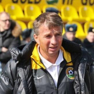 Continua criza pentru Dan Petrescu in Rusia