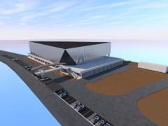 Continua investitiile din bani publici in sport: Iata ce oras va avea o sala polivalenta de 100 de milioane de lei