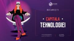 Continua pregatirile pentru cea de-a cincea editie Bucharest Tech Week, care va avea loc in mai