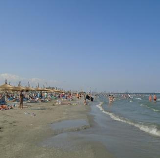 Continua reabilitarea plajelor de pe litoral - cat costa si de unde vin banii