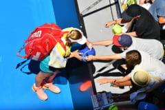 Continua surprizele la Australian Open: Doua favorite au fost eliminate