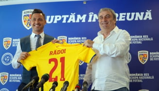 Contra out, Radoi in: Selectionerul de la tineret si-a dat acordul sa preia nationala mare - surse