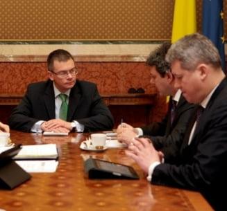 """Contractele cu """"baietii destepti"""" din energie, discutate de premier cu ministrul Justitiei"""