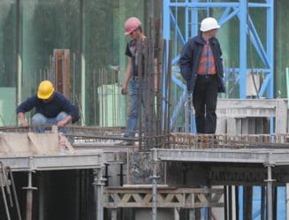 Contractia sectorului de constructii va urca somajul la 10% in 2009