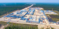 Contractul istoric al Romaniei cu Gazprom a incetat inainte de expirare