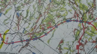 Contractul privind realizarea sectorului patru al drumului expres Craiova-Pitesti va fi anulat