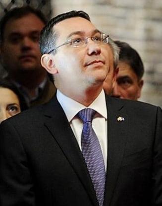 Contrar aparentelor, lui Victor Ponta are de ce sa-i fie frica in turul doi (Opinii)