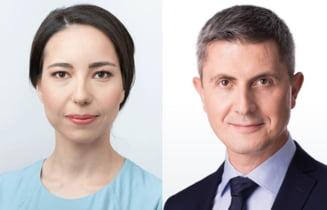 Contre dure intre Ana Ciceala si presedintele USR, Dan Barna, pe unul dintre grupurile de Facebook destinate exclusiv membrilor