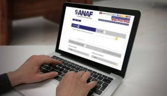 Contribuabilii vor primi acasa documentul cu ajutorul caruia se pot inregistra in Spatiul Privat Virtual