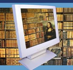 Contributia Romaniei la biblioteca digitala a Europei, aproape zero