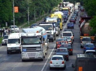 Controale la toate firmele de transport: Soferii plateau pentru avizele medicale (Video)