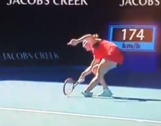 Control medical pentru Simona Halep dupa accidentarea de la Australian Open