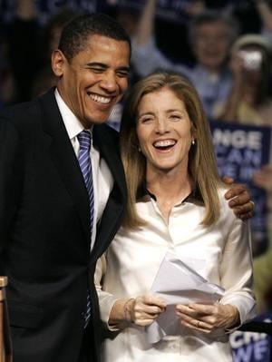 Controverse in incercarea lui Caroline Kennedy de a intra in politica