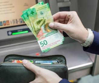 Conversia creditelor: Comisia juridica a eliminat plafonul de 250.000 de franci elvetieni