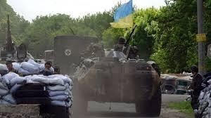 Convoiul umanitar trimis de Kiev a ajuns in estul Ucrainei