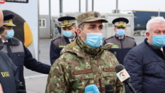 Coordonatorul campaniei nationale de vaccinare, medicul Valeriu Gheorghita, s-a vaccinat anti-COVID-19