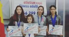 Copii de la CSS1 Constanta si Axiopolis Cernavoda, pe podium la Cupa ProAtletic