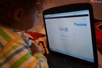 Copii nesupravegheati la calculator: Parintii pierd bani si date importante