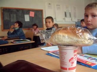 """Copii vor avea corn si lapte din prima zi de scoala. Cindrea: """"Cred ca nu vom mai avea situatii de contestatii"""""""