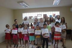 """Copiii Centrului social """"Best Life"""", premiati de Muzeul Olteniei"""