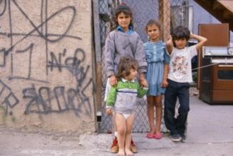 Copiii Romaniei: unul din patru, sub pragul saraciei - UNICEF