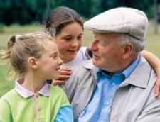 Copiii crescuti de bunici prezinta risc mare de a deveni obezi