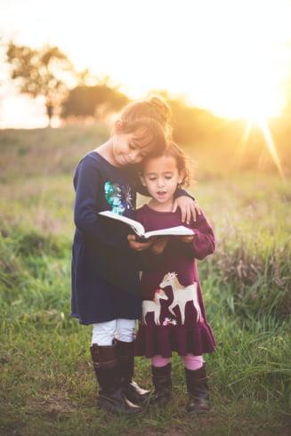 Copiii din Romania, Bulgaria si Chile inteleg cel mai greu ce citesc. Raport UNICEF devastator