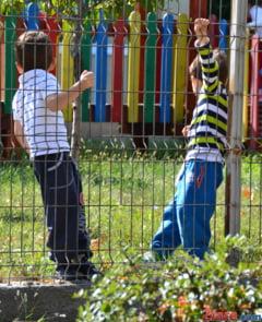 Copiii din familiile defavorizate vor primi tichete pentru a merge la gradinita