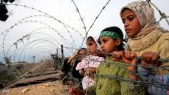 Copiii palestinieni, abuzati de armata israeliana: Pentru o piatra, primesti un glont