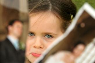 Copiii se simt responsabili de violenta in familie