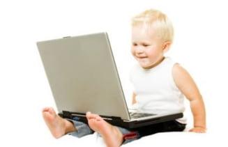 Copiii stau mai mult pe Internet decat pe bicicleta